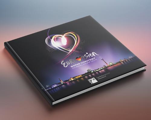 Referenz Buch zum Eurovision Songcontest 2011 in Duesseldorf