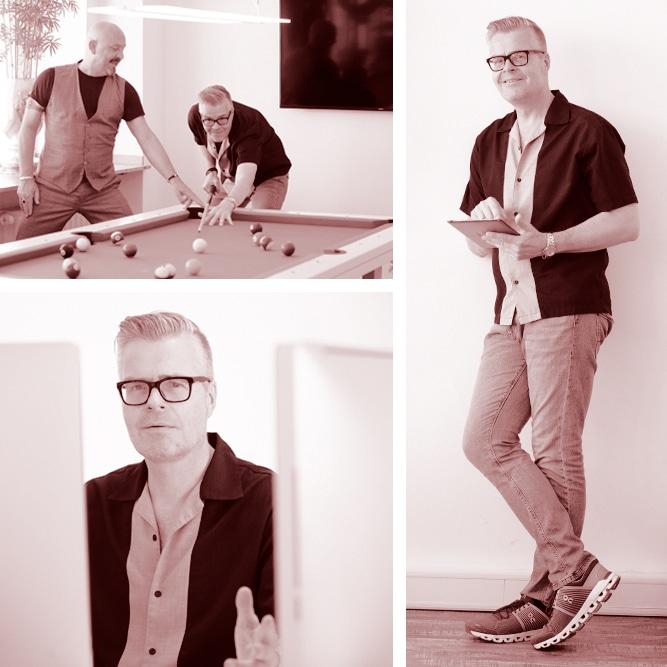 René Goffin - Artdirektor Rottmann Kommunikation